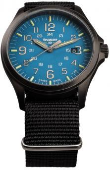 Zegarek Traser P67 Officer Pro GunMetal SkyBlue 108647