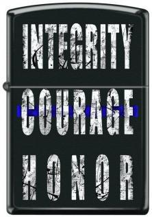Zapalniczka Zippo Integrity Courage Honor 4954