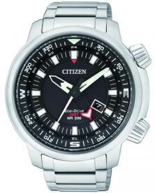 Zegarek Citizen BJ7080-53E Eco-Drive GMT Diver