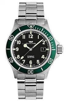 Zegarek Glycine Combat SUB Automatic  3863.19AT2