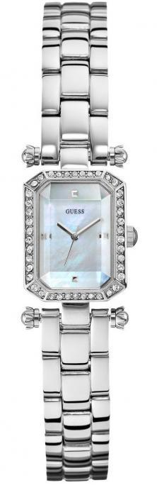 Zegarek Guess Rectangular U0107L1