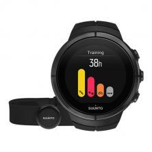 Zegarek Suunto Spartan Ultra All Black Titanium (HR) SS022654000