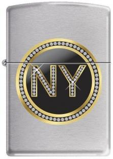 Zapalniczka Zippo New York In Diamonds 3651