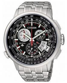 Zegarek Citizen BY0011-50F Chrono Radiocontrolled