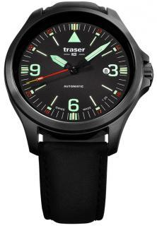 Zegarek Traser P67 Officer Pro Automatic Black 108075