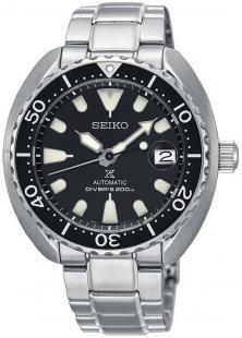 Zegarek Seiko SRPC35K1 Mini Turtle Sea Automatic