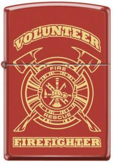 Zapalniczka Zippo Volunteer Firefighters 0796