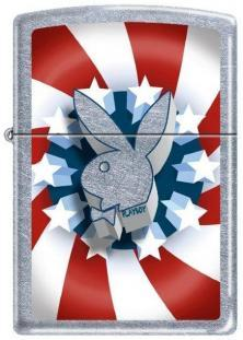 Zapalniczka Zippo Playboy Stars and Stripes 9524