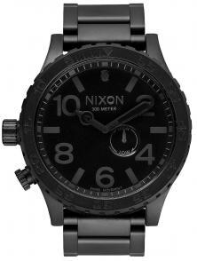Zegarek Nixon 51-30 Tide All Black A057 001