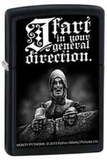 Zapalniczka Zippo Monty Python - I Fart In Your General 2753