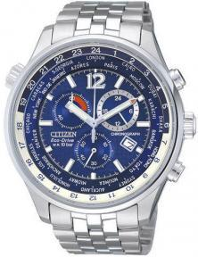 Zegarek Citizen AT0360-50L Chronograph World Time
