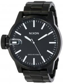 Zegarek Nixon Chronicle SS All Black A198 001