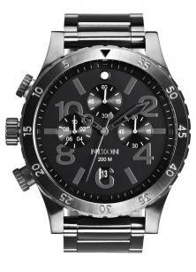 Zegarek Nixon 48-20 Chrono All Gunmetal A486 632