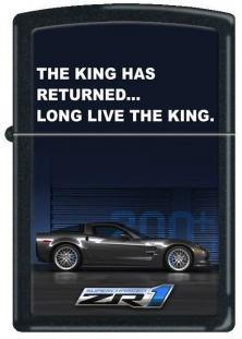 Zapalniczka Zippo Corvette Long Live The King ZR1 1276